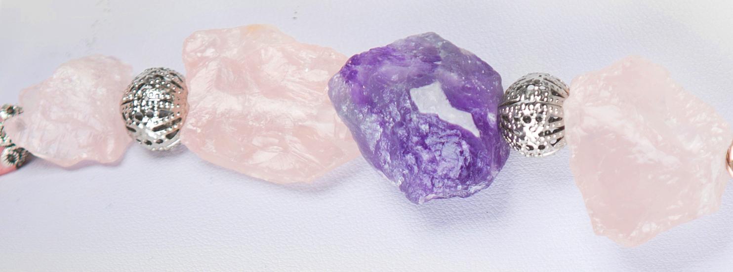 Razno poludrago kamenje
